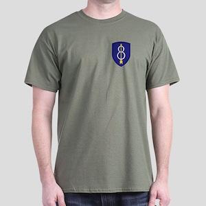 Golden Arrow T-Shirt (Dark)