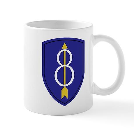 Golden Arrow Mug