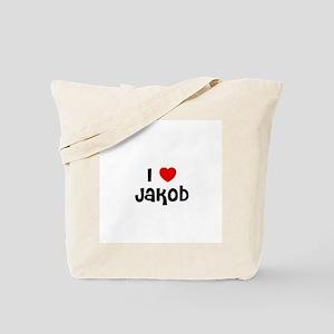 I * Jakob Tote Bag