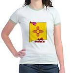 ILY New Mexico Jr. Ringer T-Shirt
