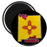ILY New Mexico Magnet