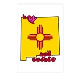 ILY New Mexico Postcards (Package of 8)