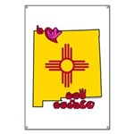 ILY New Mexico Banner