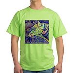 Eagle Wolf Green T-Shirt