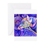 Eagle Wolf Greeting Cards (Pk of 10)