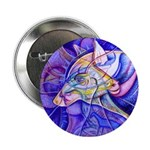 """Eagle Wolf 2.25"""" Button"""