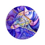 """Eagle Wolf 3.5"""" Button (100 pack)"""