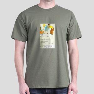 Dick and Jane Parody Dark T-Shirt