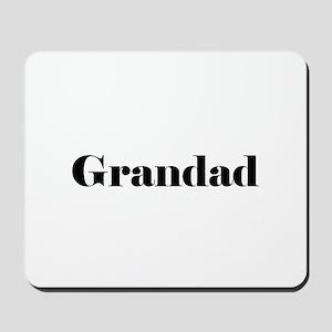 Grandad Mousepad