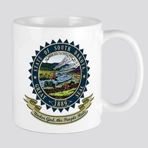 South Dakota Seal Mug