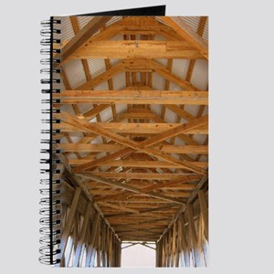 Inside a Covered Bridge Journal