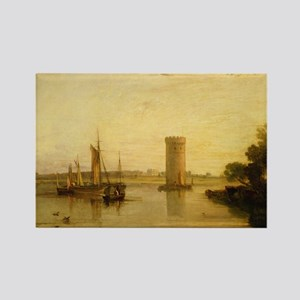 Calm Morning by Joseph Mallord William Turner Magn