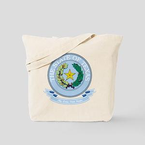 Texas Seal Tote Bag