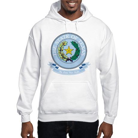 Texas Seal Hooded Sweatshirt