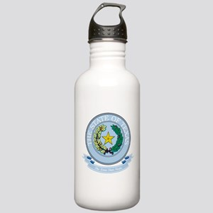 Texas Seal Stainless Water Bottle 1.0L
