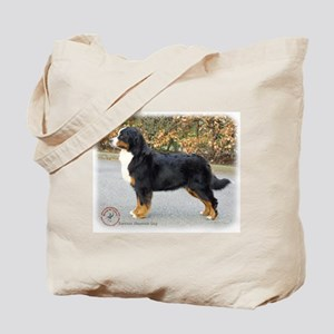 Bernese Mountain Dog 9T066D-221 Tote Bag