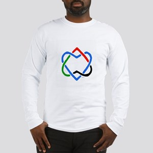 Peace Shalom Salaam Long Sleeve T-Shirt