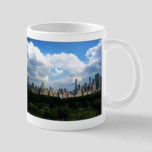 NY SKYLINE WITH CENTRAL PARK Mug
