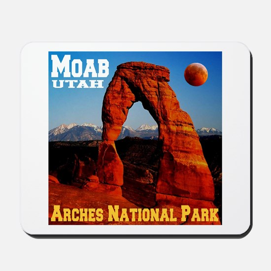 Moab, UT Mousepad