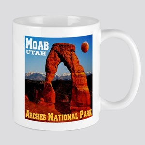 Moab, UT Mug