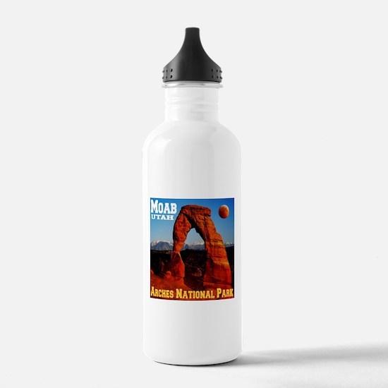 Moab, UT Water Bottle