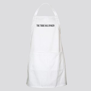 The tribe has spoken BBQ Apron