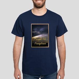 Presque Isle, Erie, PA Dark T-Shirt