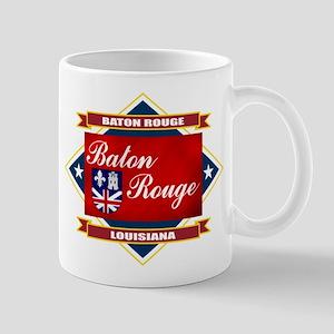 Baton Rouge Flag Mug