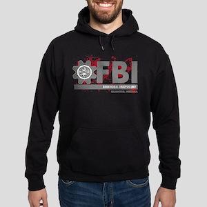 FBI BAU 4 Hoodie (dark)