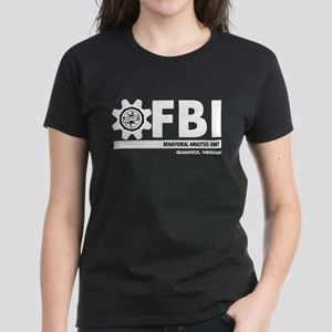 FBI BAU Women's Dark T-Shirt
