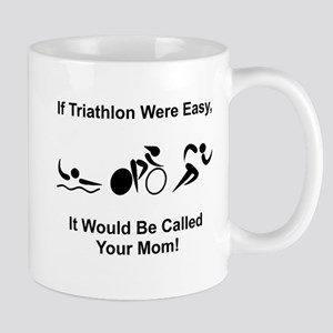 Triathlon Mom Mug