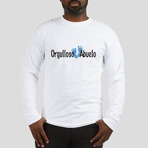 Orgulloso Abuelo Long Sleeve T-Shirt
