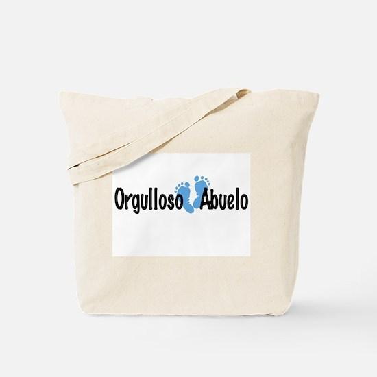 Orgulloso Abuelo Tote Bag