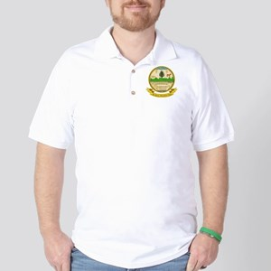 Vermont Seal Golf Shirt