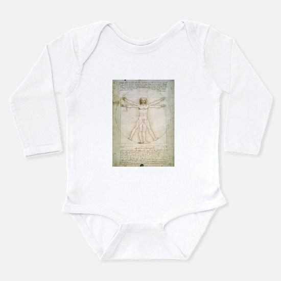 Cute Male nudes Long Sleeve Infant Bodysuit