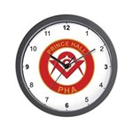 Masonic PHA Wall Clock