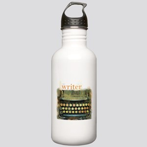 typewriter writer Stainless Water Bottle 1.0L