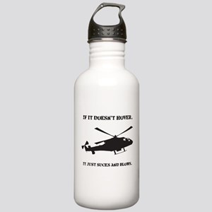 Helicopter Hover Stainless Water Bottle 1.0L