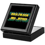 Jiu Jitsu Keepsake Box