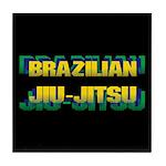 Jiu Jitsu Tile Coaster