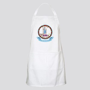 Virginia Seal Apron