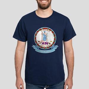 Virginia Seal Dark T-Shirt
