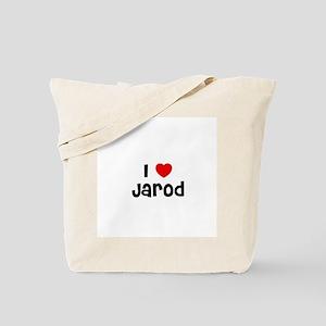 I * Jarod Tote Bag
