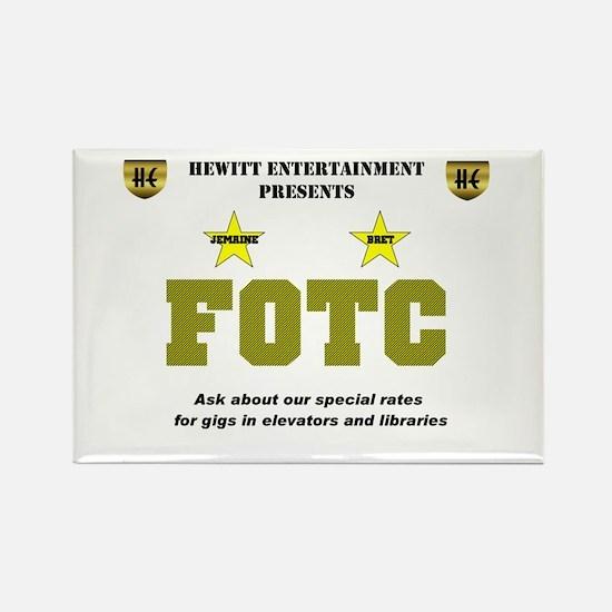 FOTC Rectangle Magnet