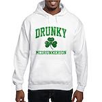 Drunky Hooded Sweatshirt