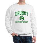 Drunky Sweatshirt