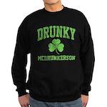 Drunky Sweatshirt (dark)