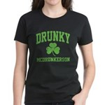 Drunky Women's Dark T-Shirt
