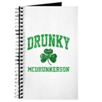 Drunky Journal