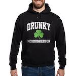 Drunky Hoodie (dark)